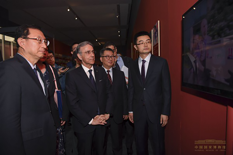Come back! More than 700 pieces of Italian returned Chinese lost cultural relics unveiled at Guobo